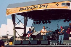 Main Stage 'Country Rocks' Australia Day 2003